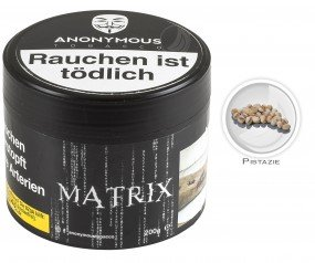 Anonymous Tobacco Matrix (200g)