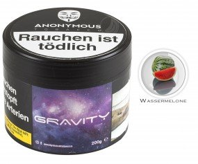 Anonymous Tobacco Gravity (200g)