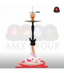 Amy Deluxe Globe R - red - RS black powder