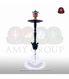 AMY Alu-X 065 - black powder clear
