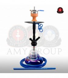 Amy Middle Cloud Rainbow - blue - RS black powder