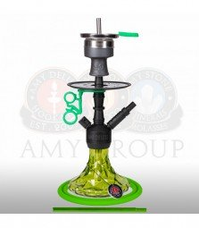 Amy Alu Brilli S 107.03 - black powder green