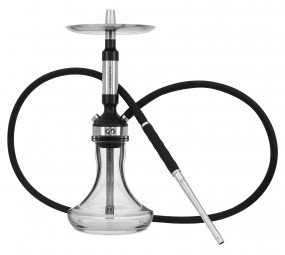 Conceptic Smart Steel Shisha - Clear