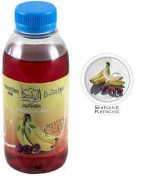 Al Waha Molasses Mix - Banana & Cherry - 250ml