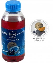 Al Waha Molasses Mix - Blue Melon - 250ml