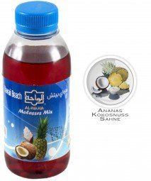 Al Waha Molasses Mix - Hawaii Beach - 250ml