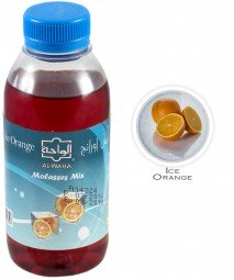Al Waha Molasses Mix - Ice Orange - 250ml