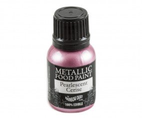 Rainbow Dust Metallic Paint - Pearlescent Cerise