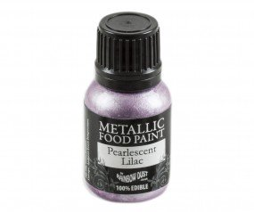 Rainbow Dust Metallic Paint - Pearlescent Lilac