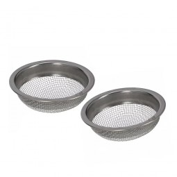 AO Strainer Kopfsieb Pro Duo Set 16 mm + 22 mm