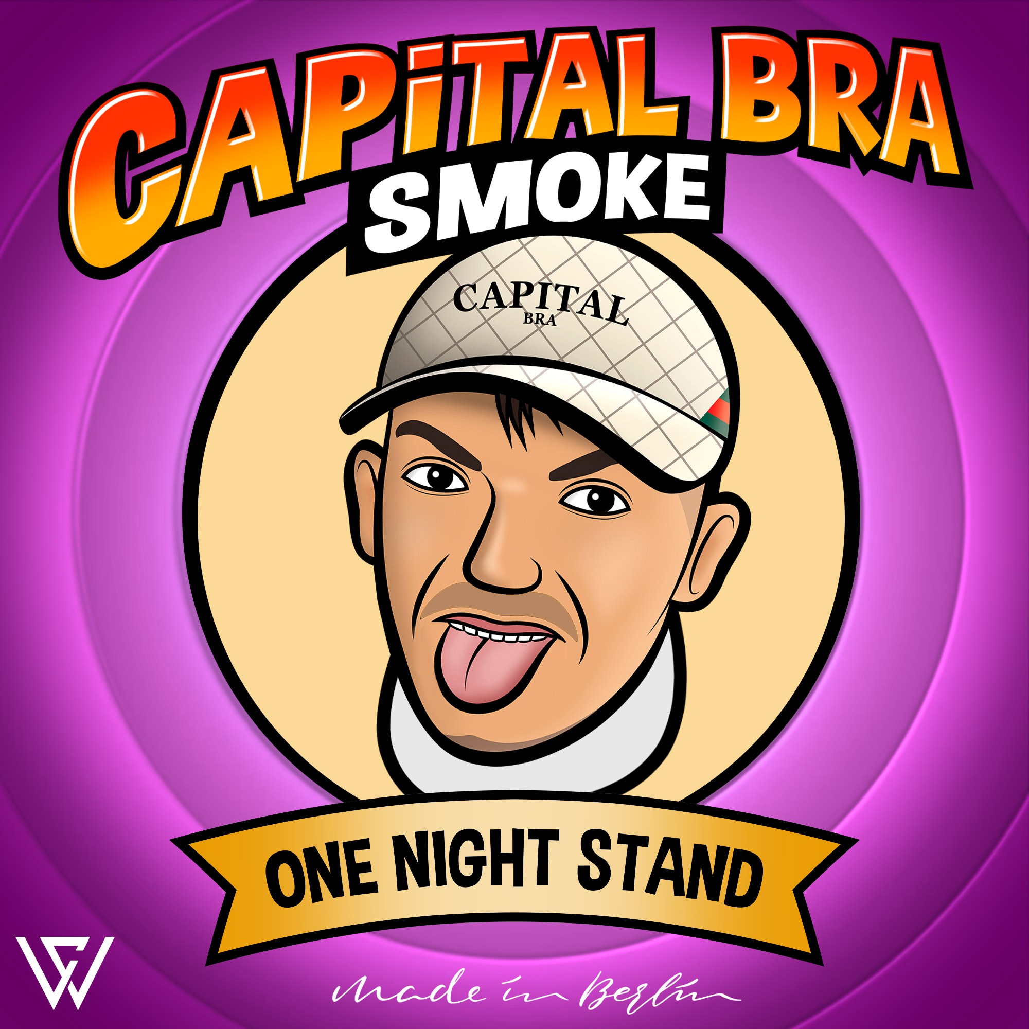 Capital Bra Smoke 200g - One Night Stand
